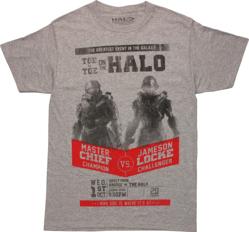 Halo Greatest Event in the Galaxy T-Shirt