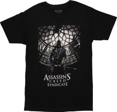 Assassins Creed Syndicate Jacob Clock T-Shirt