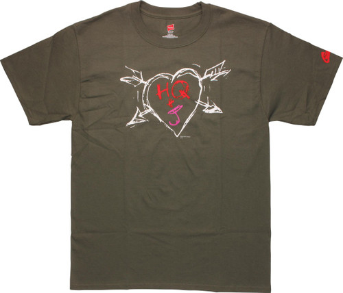 Harley Quinn HQ Plus J T-Shirt