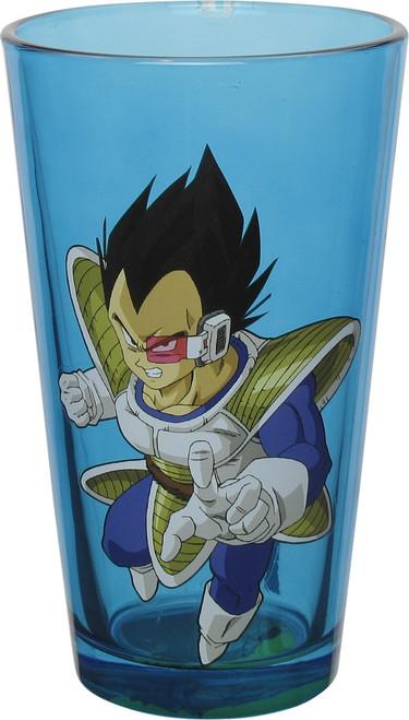 Dragon Ball Z Vegeta Pint Glass