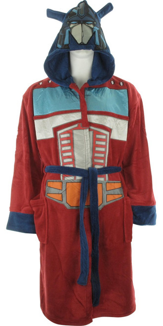 Transformers Optimus Prime Masked Hooded Robe