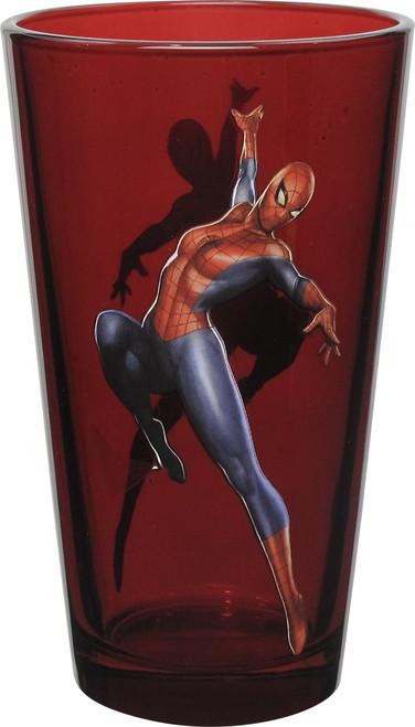 Spiderman Web Warrior Spider-Girl Pint Glass