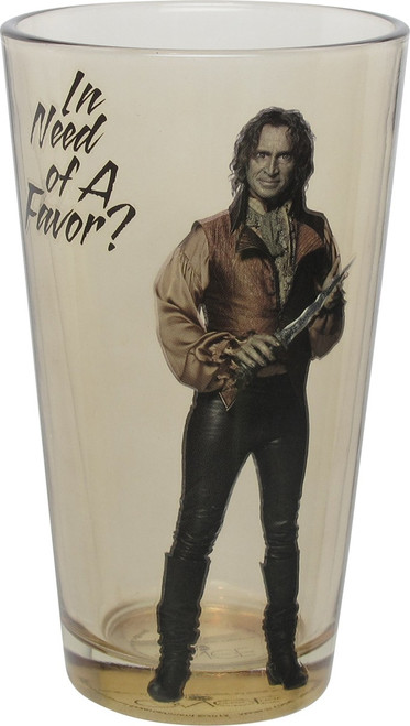 Once Upon a Time In Need of A Favor Pint Glass