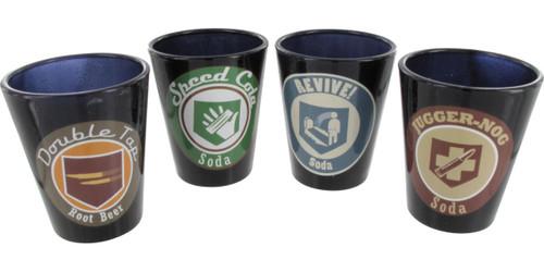 Call of Duty Black Ops 3 Soda Perks Shot Glass Set