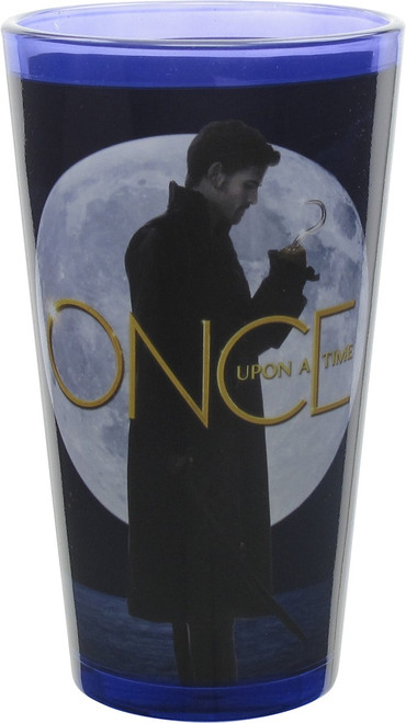 Once Upon a Time Hook Pint Glass