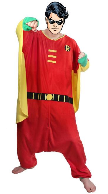 Robin Costume with Cape Kigurumi Pajamas