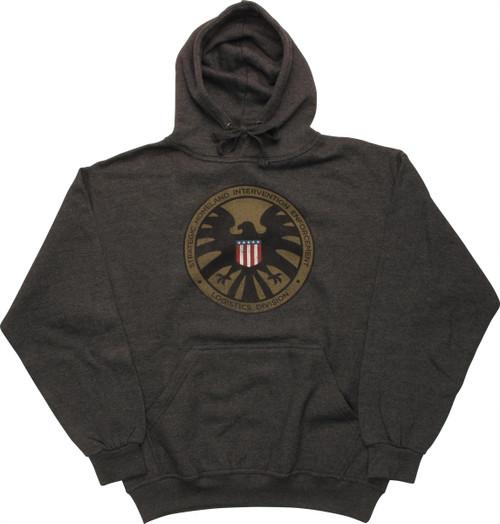 SHIELD Defense Pullover Hoodie