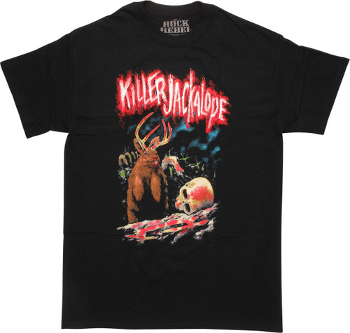 Killer Jackalope T-Shirt