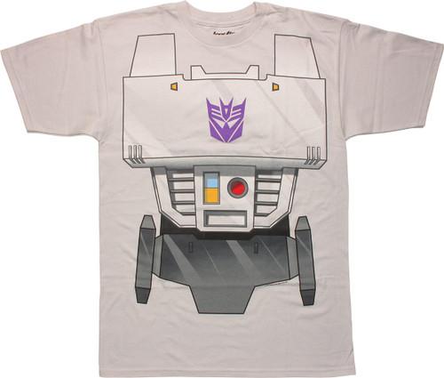 Transformers Megatron Chestplate T-Shirt
