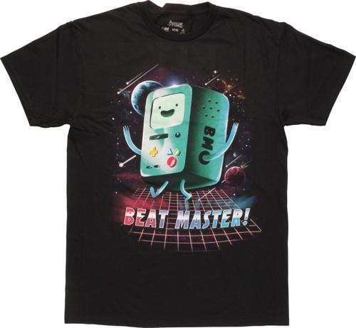 Adventure Time BMO Beat Master T-Shirt