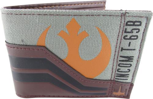Star Wars Rebel Incom T-65B Bifold Wallet