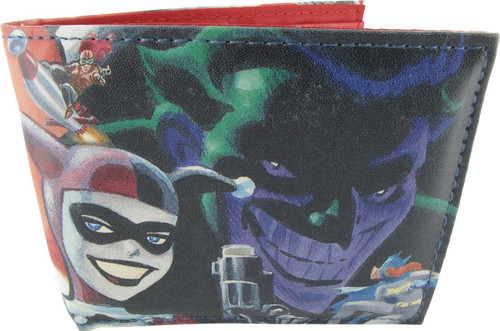 Batman Gals and Guys Bifold Wallet