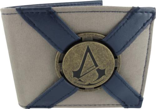 Assassins Creed Unity Badge Bifold Wallet