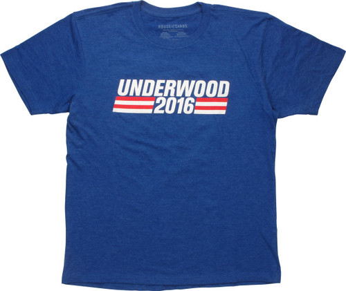 House of Cards Underwood 2016 T-Shirt