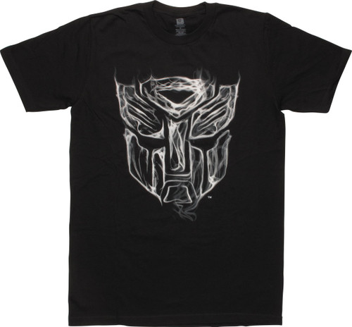 Transformers Autobot Smoky Logo T-Shirt