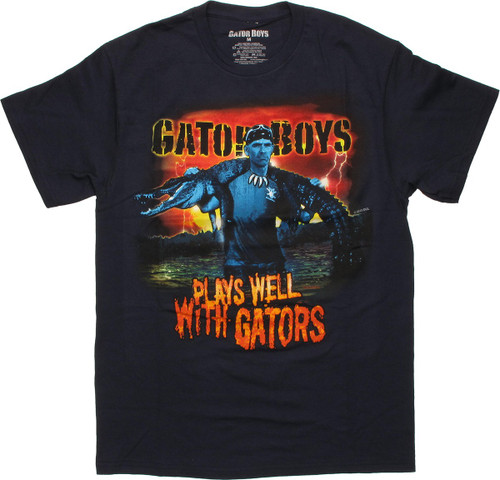 Gator Boys Plays Well With Gators T-Shirt