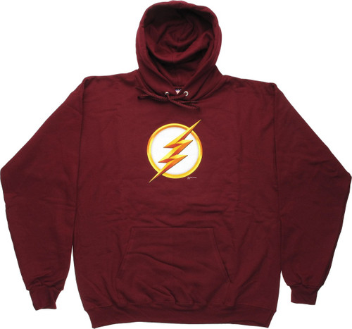 Flash TV Season Two Symbol Pullover Hoodie