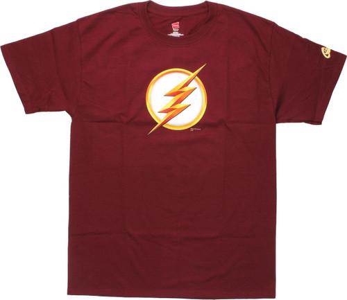 Flash TV Season Two Symbol T-Shirt