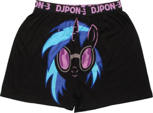 My Little Pony DJ Pon-3 Boxers