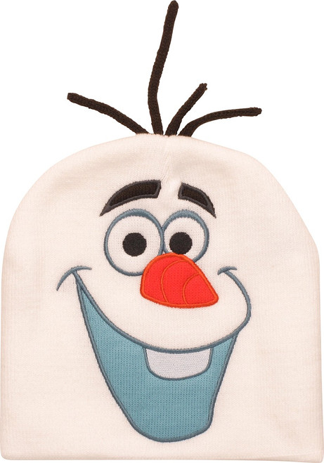 Frozen Olaf Costume Head Beanie