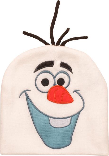 Frozen Olaf Costume Head Beanie
