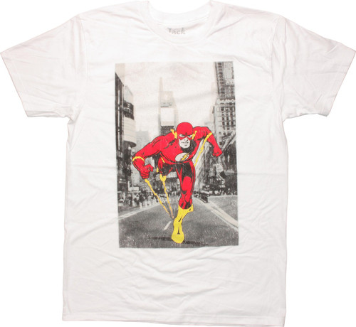 Flash Vintage Photo T-Shirt