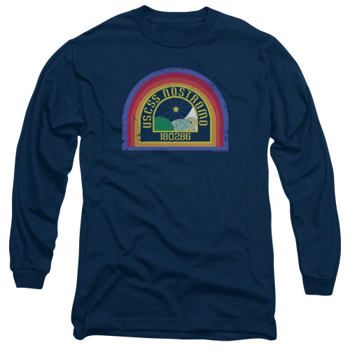 Alien Nostromo Long Sleeve T Shirt