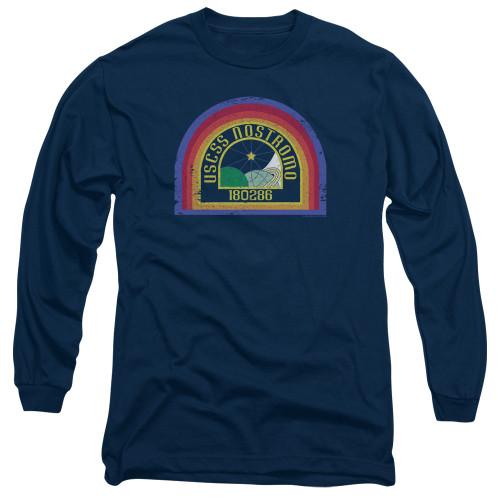 Alien Nostromo Long Sleeve T Shirt