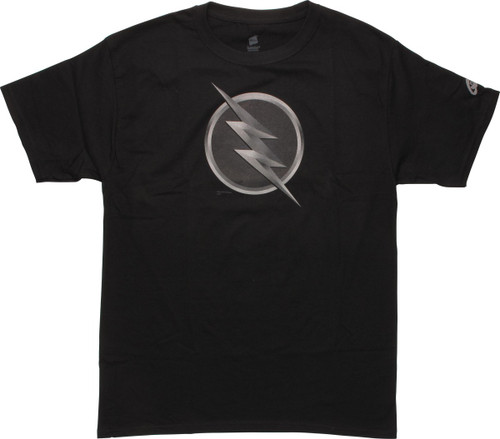 Flash TV Zoom Subtle Logo T-Shirt
