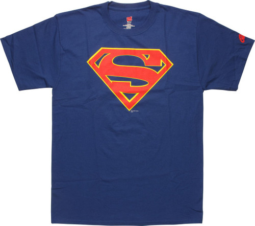 Supergirl TV Logo T-Shirt