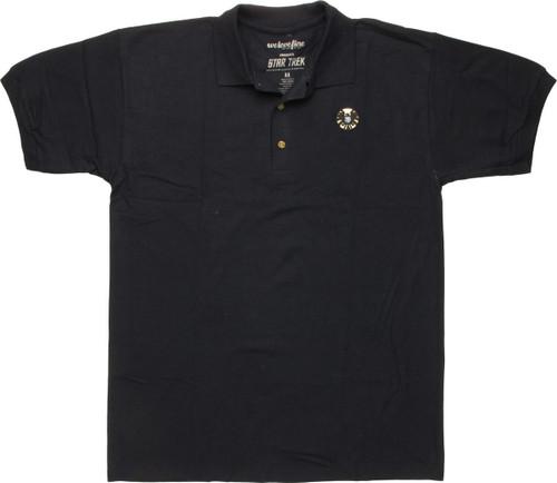 SHIELD Logo Polo Shirt