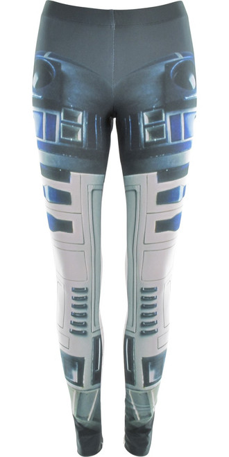 Star Wars R2-D2 Mighty Fine Leggings