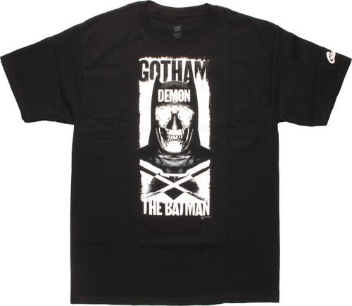 Batman v Superman Gotham Demon The Batman T-Shirt