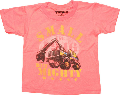 Tonka Small But Mighty Est. 1946 Toddler T-Shirt