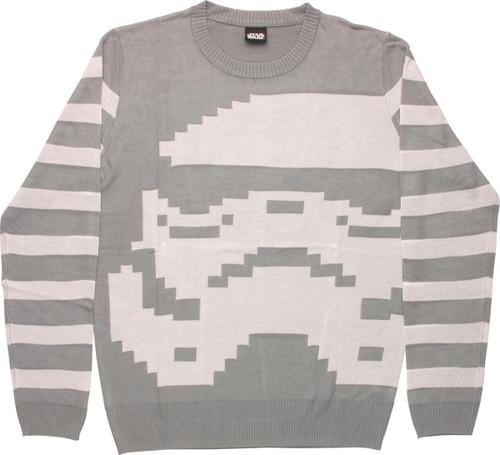 Star Wars Stormtrooper Mighty Fine Sweater