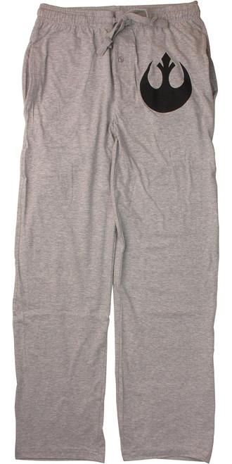 Star Wars Rebel Logo Heather Pajama Pants