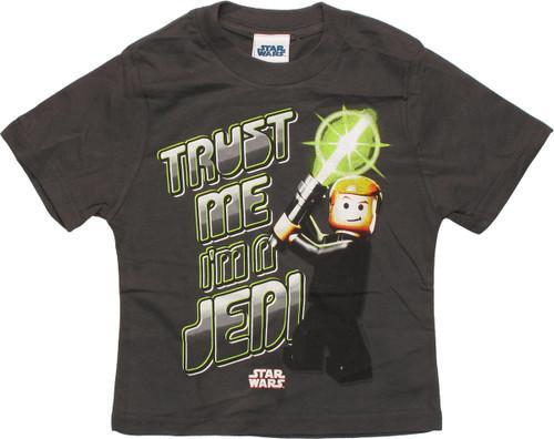 Star Wars Lego Trust Me I'm a Jedi Toddler T-Shirt