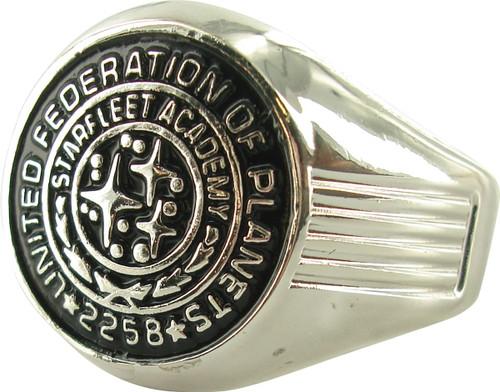Star Trek Starfleet Academy Class Ring