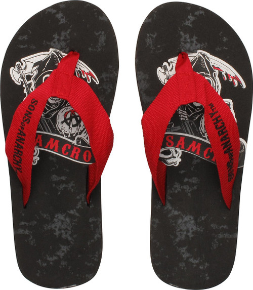 Sons of Anarchy SAMCRO Ladies Sandals