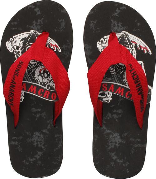 Sons of Anarchy SAMCRO Ladies Sandals