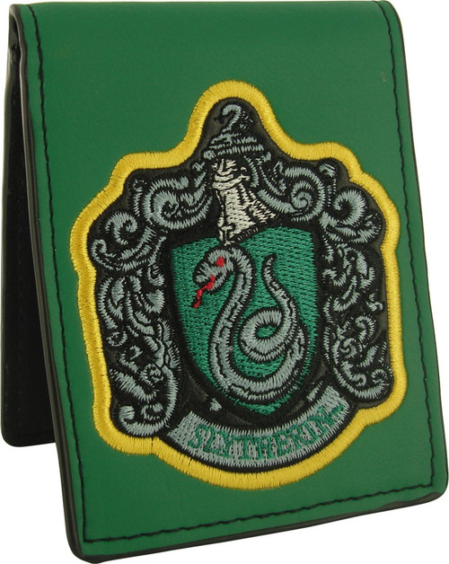 Harry Potter Slytherin Bifold Wallet