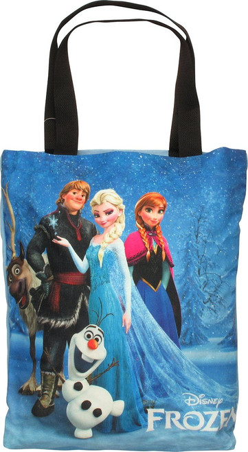 Frozen Group Tote Bag