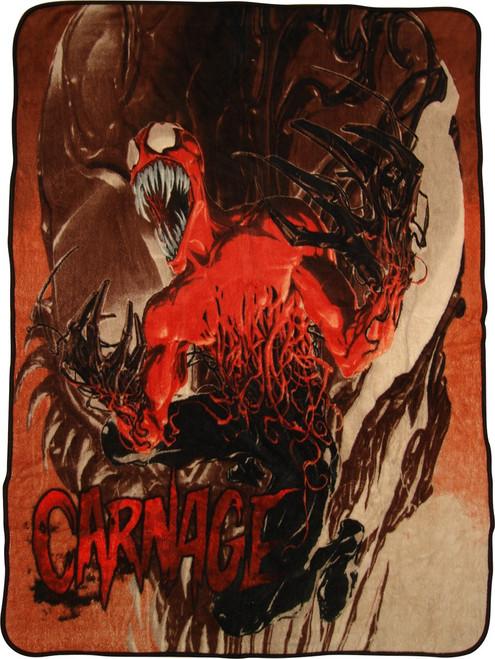 Carnage Fleece Blanket