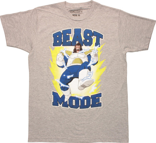 Dragon Ball Z Oozaru Vegeta Beast Mode T-Shirt