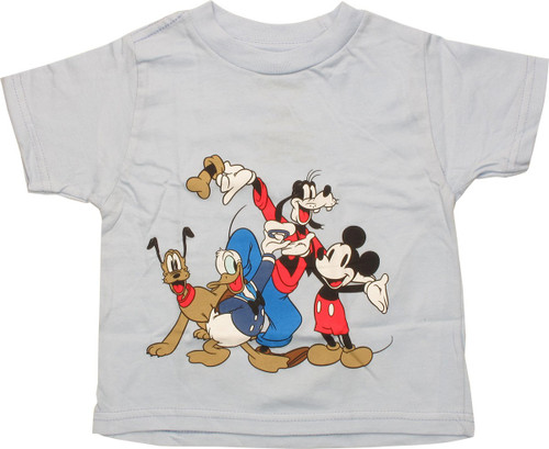 Disney Mickey and Friends Hats Off Infant T-Shirt