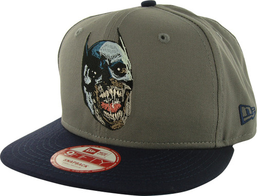 Batman Zombie Hero Dye 9FIFTY Hat