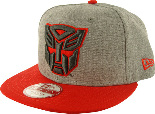 Transformers Autobot Logo Heather 9FIFTY Hat
