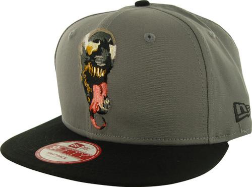 Venom Zombie Villain Dye 9FIFTY Hat