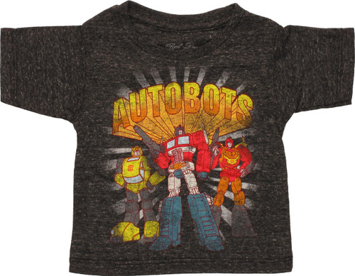 Transformers Autobots Trio Infant T-Shirt