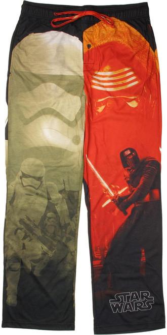Star Wars Force Awakens Kylo Trooper Pajama Pants